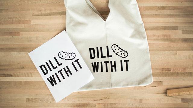 DIY วิธีเย็บกระเป๋าผ้า เป็นถุงช็อปปิ้ง