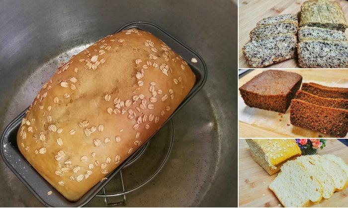DIY เตาอบขนมปัง ในราคาไม่กี่บาท
