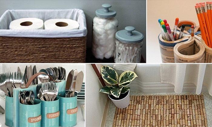 10 งาน DIY ของใช้น่ารักๆ ที่ทำให้บ้านน่าอยู่ขึ้น !!